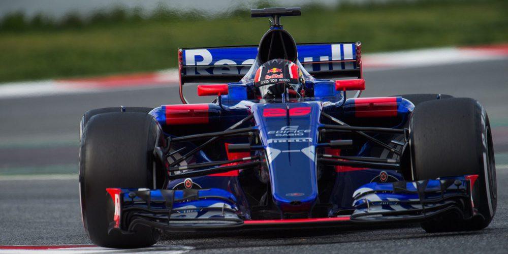 """Toro Rosso: """"Que sea difícil no quiere decir que no podamos competir por el 5º puesto"""""""