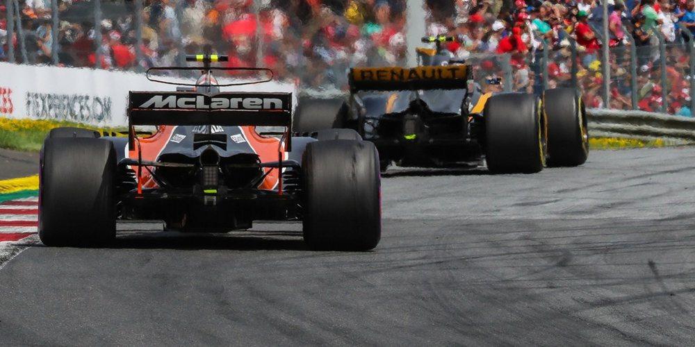 McLaren, mejor preparado para los test con Renault