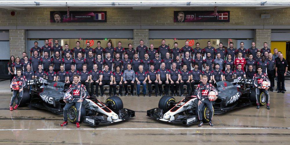 """Gene Haas: """"Necesitamos estar a menos de un segundo de Ferrari para ser competitivos"""""""