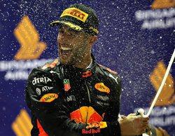 """Daniel Ricciardo: """"Creo que este año podemos superar a Mercedes y Ferrari"""""""