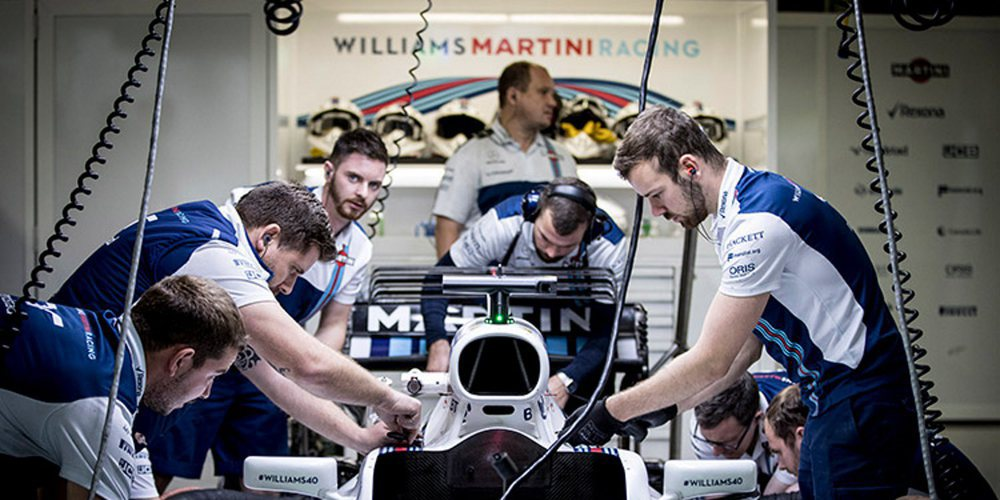 Paddy Lowe asegura que Williams no presentará cambios sustanciales en la temporada 2018
