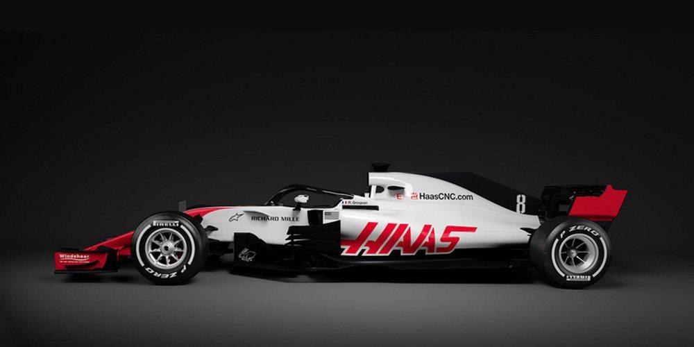 """Guenther Steiner: """"El Halo ha sido la pieza clave del desarrollo del nuevo coche de Haas F1 Team"""""""