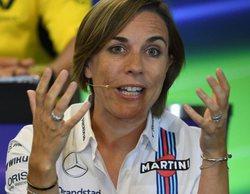 """Claire Williams: """"Alonso también puede ser piloto de pago"""""""