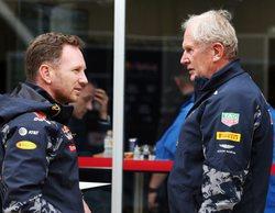 Helmut Marko descarta a Red Bull como candidato al Mundial en 2018