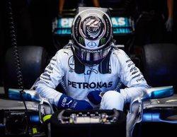 """Valtteri Bottas, satisfecho tras probar el Halo en el simulador de carreras: """"No lo he notado"""""""