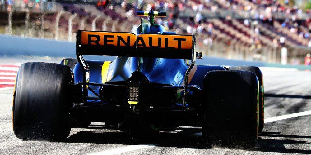Tmall, nuevo patrocinador de Renault para la temporada 2018