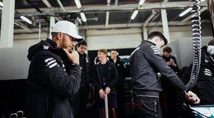 Hamilton y Mercedes, claros favoritos para revalidar el título, según Nigel Mansell