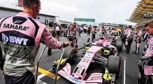 Force India asegura que no consideran ninguna oferta para vender el equipo