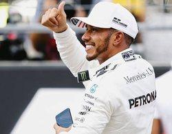 "Lewis Hamilton ""piropea"" al nuevo McLaren de Alonso"