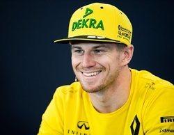 """Nico Hülkenberg elogia a Alonso: """"Es un piloto muy experimentado que sabe lo que hace"""""""