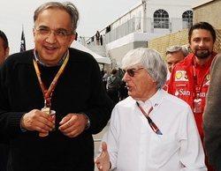 "Ecclestone: ""Ferrari podría liderar una serie de salidas de la F1"""