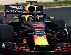 Daniel Ricciardo lidera la mañana de la 1ª jornada de test de pretemporada