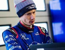 """Brendon Hartley: """"La manejabilidad del motor es una de las mejores que he experimentado en F1"""""""