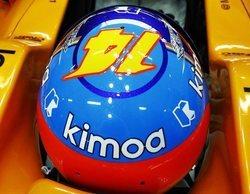 """Fernando Alonso declara tras su primer día de testing: """"Con Renault tenemos un gran potencial"""""""