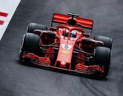 """Sebastian Vettel: """"Logramos cubrir casi cien vueltas sin encontrar ningún problema de fiabilidad"""""""