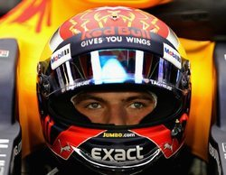 """Un Verstappen más lento que Ricciardo comparte su positividad: """"Todo bien, todos contentos"""""""