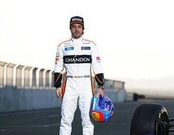 """Fernando Alonso contento con el Día 4 de testing: """"Hemos rodado perfectamente"""""""