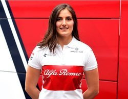 Tatiana Calderón será piloto de pruebas de Alfa Romeo Sauber F1