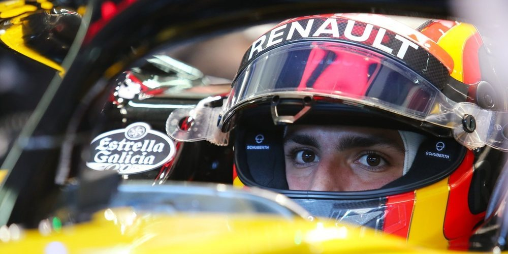 """Carlos Sainz, tras la 6ª jornada de test: """"Vamos por el camino correcto"""""""