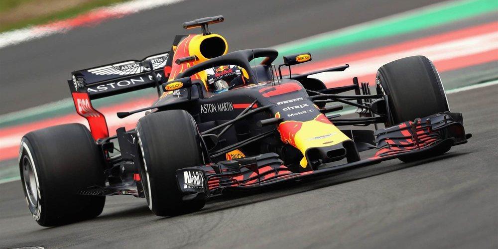 """Daniel Ricciardo: """"Me gustaría llegar al 1'17'', pero lo dejaremos para las carreras"""""""