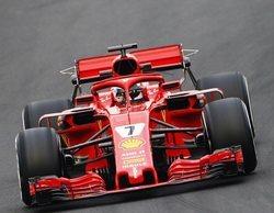 Räikkönen lidera; Alonso y Sainz no completan más de 10 vueltas