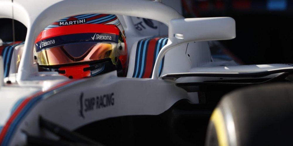 """Robert Kubica, disfrutando de su puesto: """"Es más una cuestión de que los pilotos lo optimicen"""""""