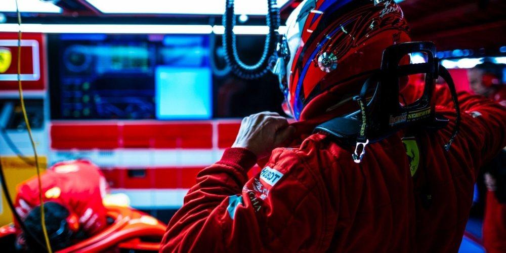 """Kimi Räikkönen, confiado: """"En dos semanas todo el mundo sabrá dónde estamos"""""""