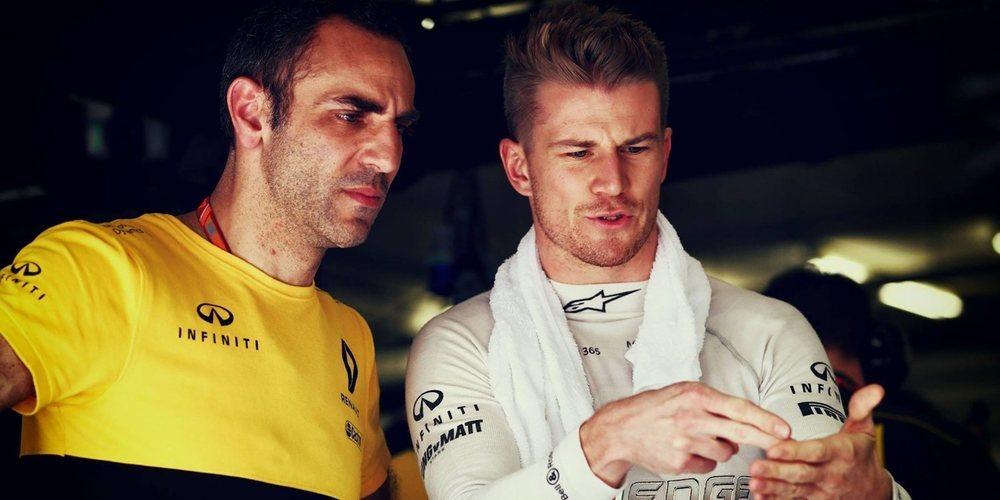 """Cyril Abiteboul: """"Es inviable que sepamos quién es el campeón del mundo antes de empezar la temporada"""""""