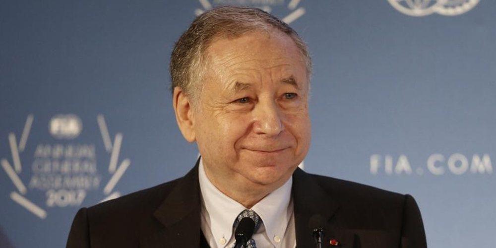"""Jean Todt, presidente de la FIA, defiende la incorporación del Halo: """"Fue una petición de los propios pilotos"""""""