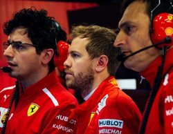 """Sebastian Vettel, Melbourne: """"Pilotaremos y correremos en las mismas condiciones, confío en el SF71H"""""""