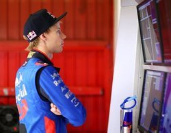 "Brendon Hartley: ""Quiero demostrar que merezco estar en la Fórmula 1"""