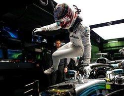 "Lewis Hamilton, sobre su hipotética marcha a Ferrari: ""No soy de los pilotos que van de aquí para allá"""