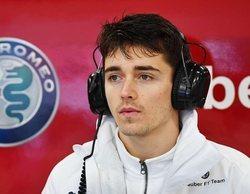 """Charles Leclerc, sobre su debut en F1: """"Un sueño tan grande que no puedo imaginarlo como una realidad"""""""