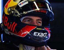 """Max Verstappen, seguro de sí mismo: """"Siempre he creído que era bueno sobre mojado"""""""