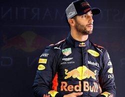 """Daniel Ricciardo: """"Poder pelear el título a Hamilton es lo mínimo que le pido a Red Bull"""""""