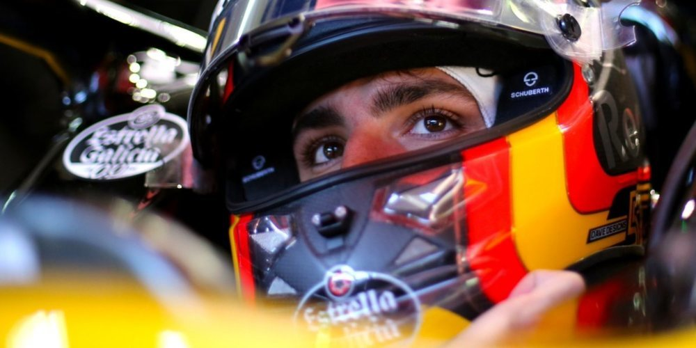 """Carlos Sainz, sobre Australia: """"Sabemos que tenemos que comenzar la temporada con una nota brillante"""""""