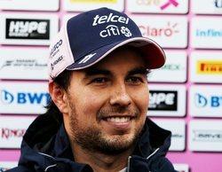"""Sergio Pérez: """"Australia supondrá un gran reto para nosotros, pero soy optimista"""""""