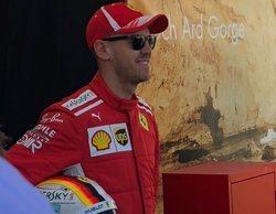 "Sebastian Vettel, para Albert Park: ""Ganar con Ferrari, venciendo a los mejores, es mi objetivo"""