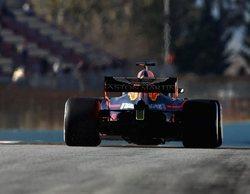 Max Verstappen, preocupado por la velocidad punta del motor Renault