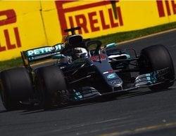 Lewis Hamilton lidera la primer sesión de entrenamientos de la temporada
