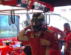 """Kimi Räikkönen: """"No es fácil encontrar una buena configuración, probamos e hicimos lo posible para mejorar"""""""