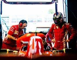 """Kimi Räikkönen: """"La diferencia con los rivales es probablemente más grande de lo que queríamos"""""""