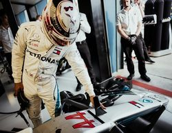 """Lewis Hamilton advierte del potencial de Ferrari de cara a Bahréin: """"Serán rápidos allí"""""""