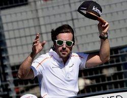 """Fernando Alonso, sobre Honda: """"Ocurrió lo previsto, iban entre los cuatro últimos y rompieron el motor"""""""