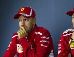 Sebastian Vettel admite tener cierta desconfianza todavía en el SF71H