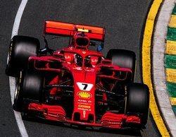 Los pilotos de Ferrari consideran que el Halo no afecta a la visibilidad en pista