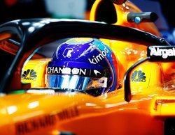 """Fernando Alonso: """"McLaren puede volver al 'top 3' muy pronto"""""""
