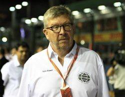 """Ross Brawn: """"Que Marchionne me acuse de destrozar el ADN de la F1 es algo personal"""""""