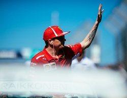 """Kimi Räikkönen, tras la primera jornada de Libres: """"Los tiempos por vuelta no dicen mucho"""""""