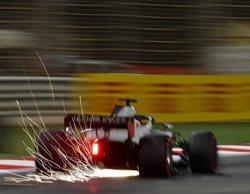 """Romain Grosjean: """"Podemos hacerlo mejor, el tráfico nos comprometió el viernes"""""""